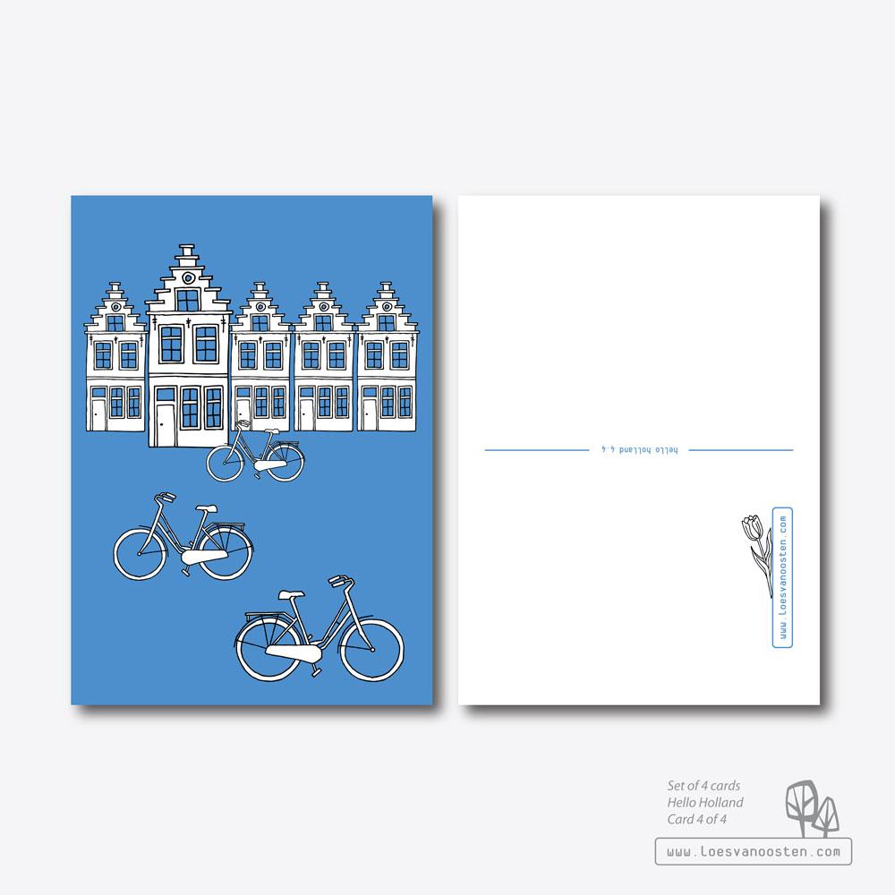Hello Holland card 4